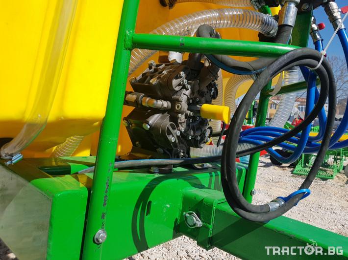 Пръскачки Пръскачка Badilli 2000 л., 18 м. щанги 4 - Трактор БГ