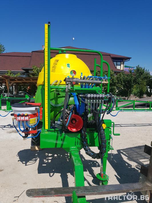 Пръскачки пръскачка турска Пръскачка Badilli 2400 liter, 18 м. щанги, пълна хидравлика 8 - Трактор БГ