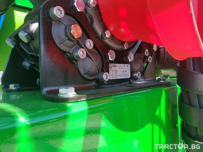 Пръскачки пръскачка турска Пръскачка Badilli 2400 liter, 18 м. щанги, пълна хидравлика 10 - Трактор БГ