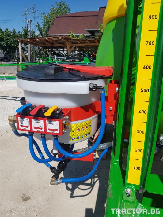 Пръскачки пръскачка турска Пръскачка Badilli 2400 liter, 18 м. щанги, пълна хидравлика 11 - Трактор БГ
