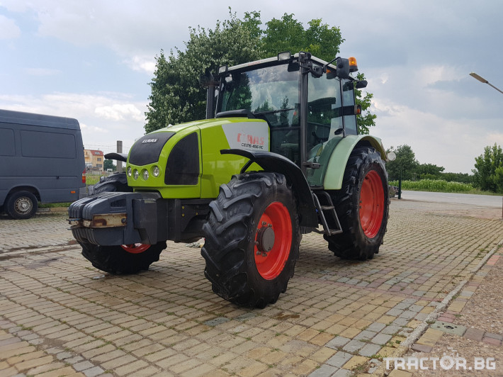 Трактори Claas 456 RC 0