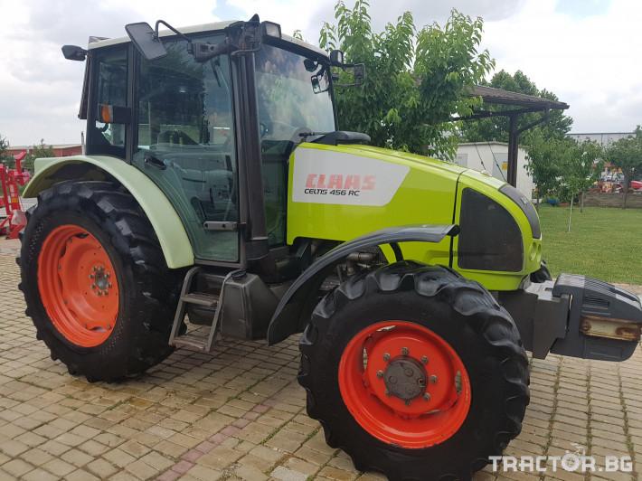 Трактори Claas 456 RC 3