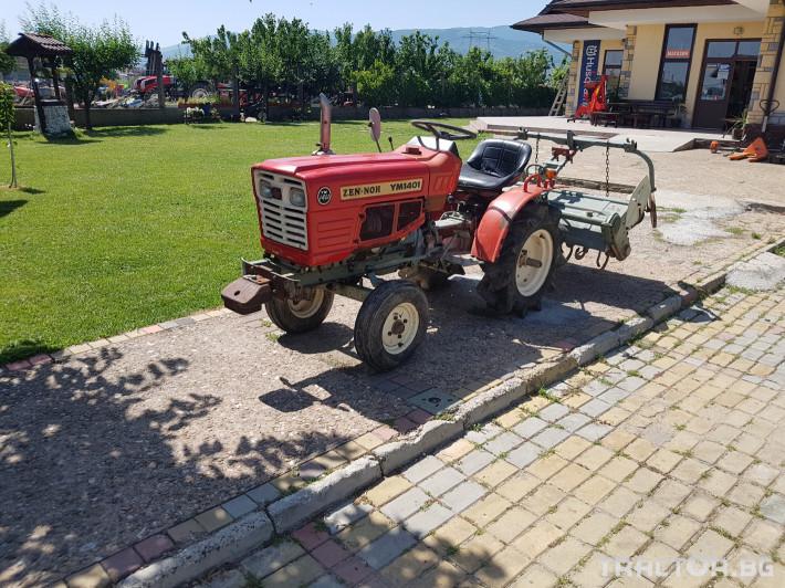 Трактори Yanmar YM1402 0