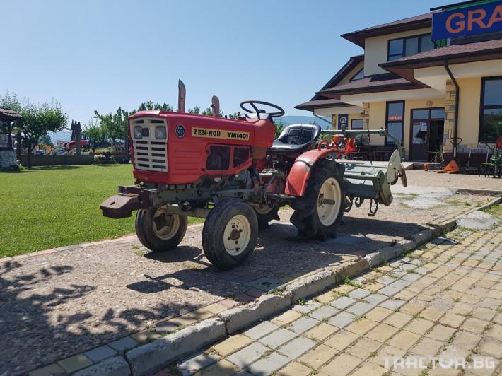 Трактори Yanmar YM1402 1
