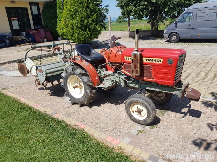 Трактори Yanmar YM1402 2