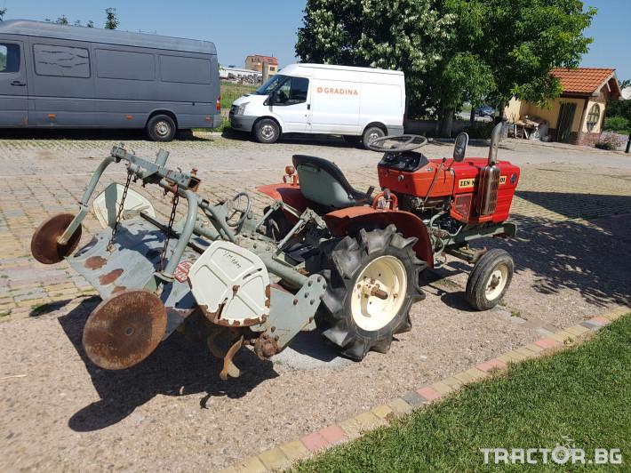 Трактори Yanmar YM1402 3