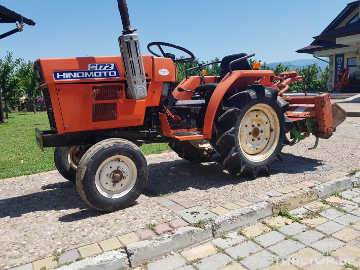 Трактори Hinomoto C172 0
