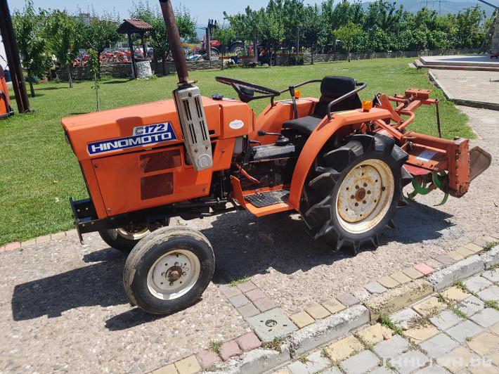 Трактори Hinomoto C172 1