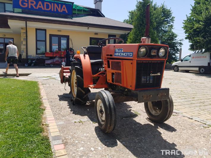Трактори Hinomoto C172 2