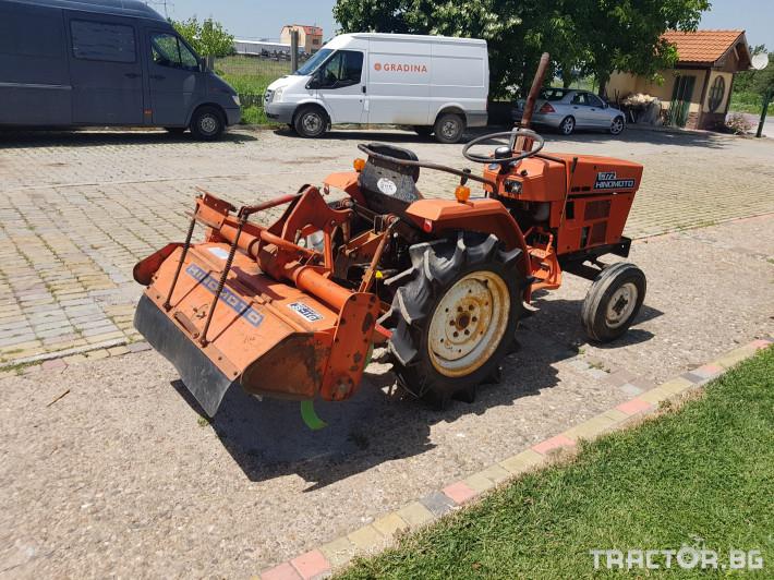 Трактори Hinomoto C172 3