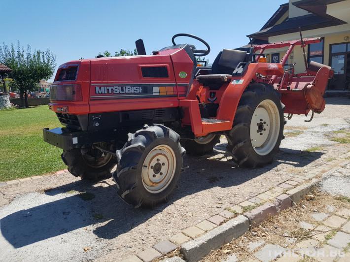Трактори Mitsubishi MT17 0 - Трактор БГ