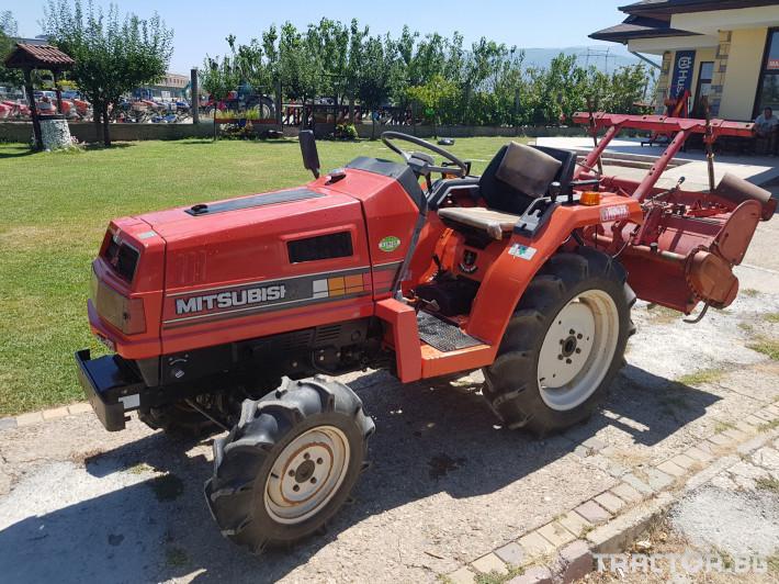 Трактори Mitsubishi MT17 1 - Трактор БГ