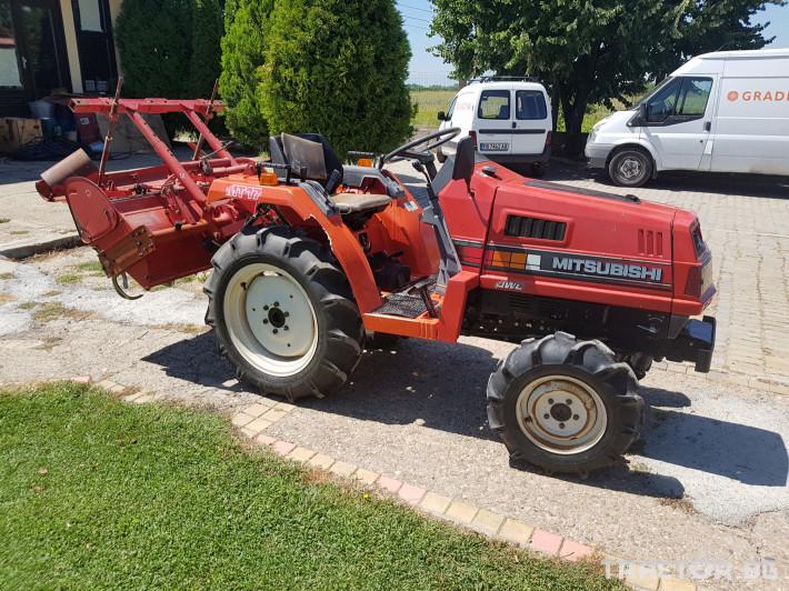 Трактори Mitsubishi MT17 2 - Трактор БГ