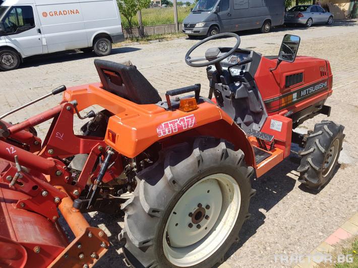 Трактори Mitsubishi MT17 3 - Трактор БГ