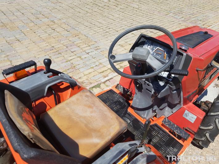 Трактори Mitsubishi MT17 4 - Трактор БГ