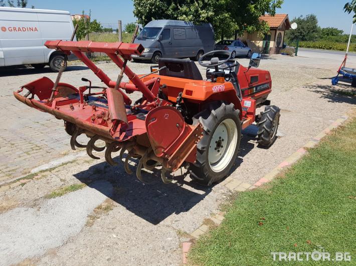 Трактори Mitsubishi MT17 5 - Трактор БГ