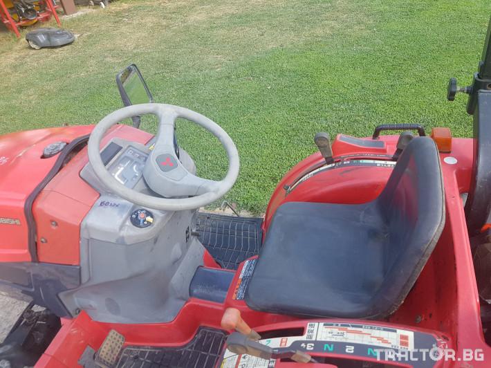 Трактори Mitsubishi GF16 5