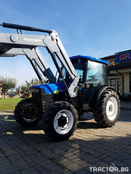 Трактори New-Holland TD65B 0