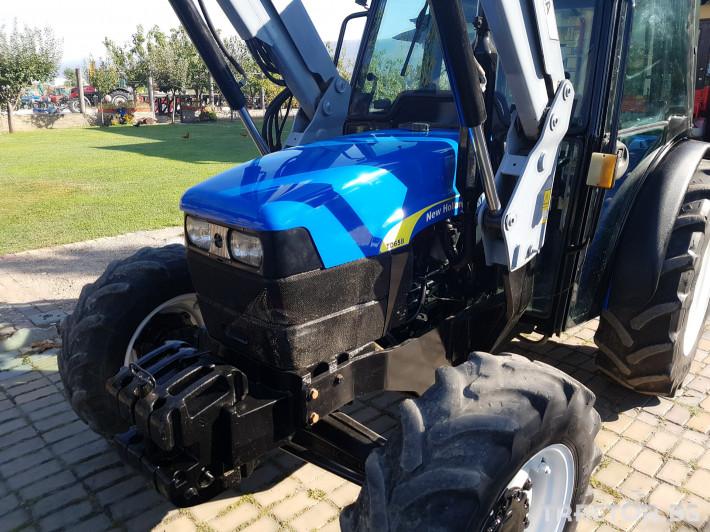 Трактори New-Holland TD65B 3