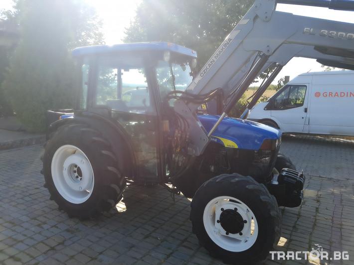 Трактори New-Holland TD65B 4
