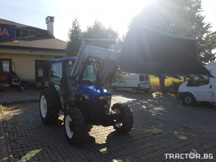 Трактори New-Holland TD65B 5