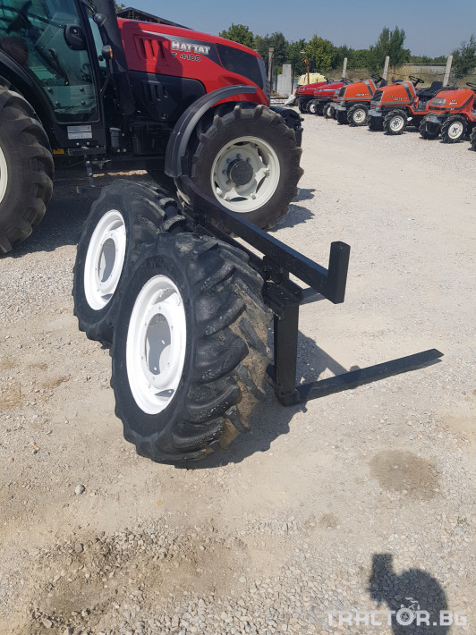 Трактори New-Holland TD65B 18