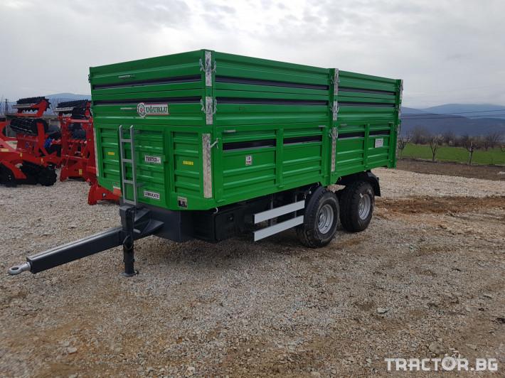 Ремаркета и цистерни Турски 10 тона 0 - Трактор БГ