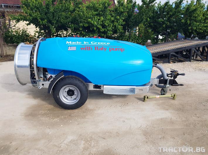 Пръскачки Пръскачка 2000 литра, pump Italy COMET 0 - Трактор БГ