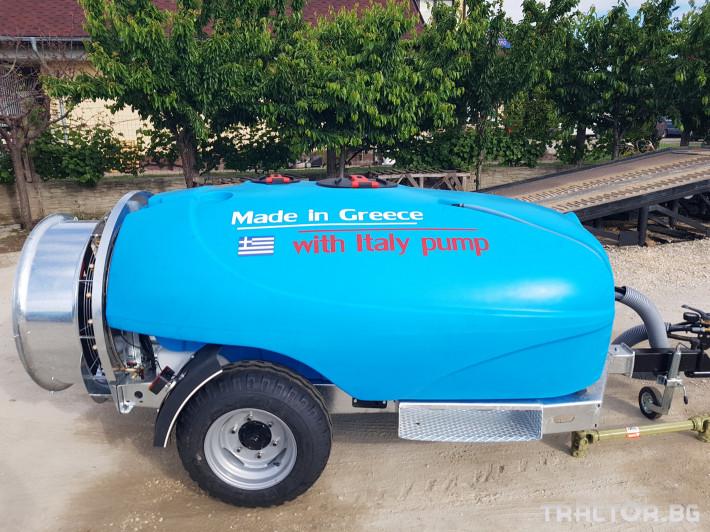 Пръскачки Пръскачка 2000 литра, pump Italy COMET 1 - Трактор БГ
