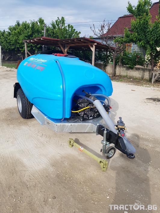 Пръскачки Пръскачка 2000 литра, pump Italy COMET 3 - Трактор БГ