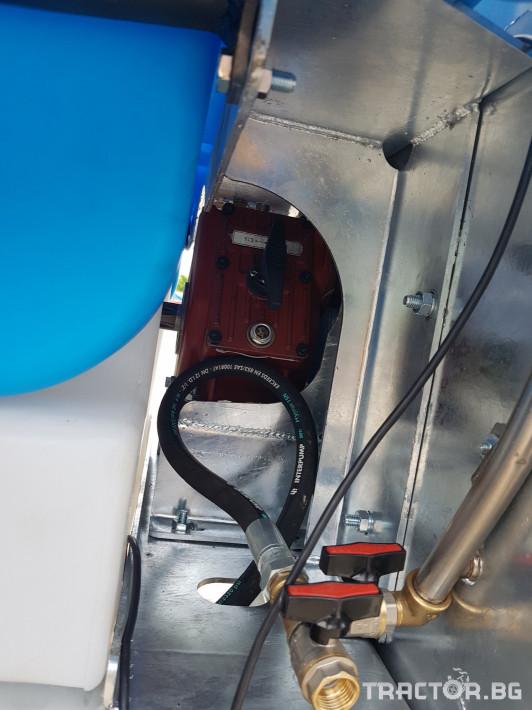Пръскачки Пръскачка 2000 литра, pump Italy COMET 4 - Трактор БГ