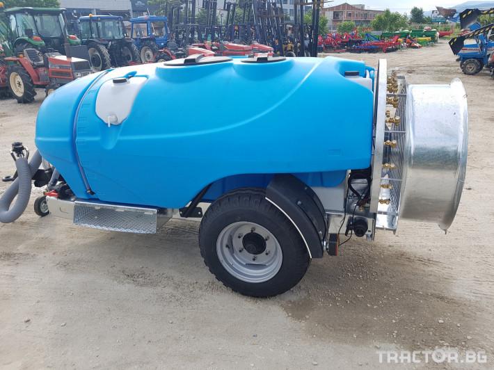 Пръскачки Пръскачка 2000 литра, pump Italy COMET 5 - Трактор БГ