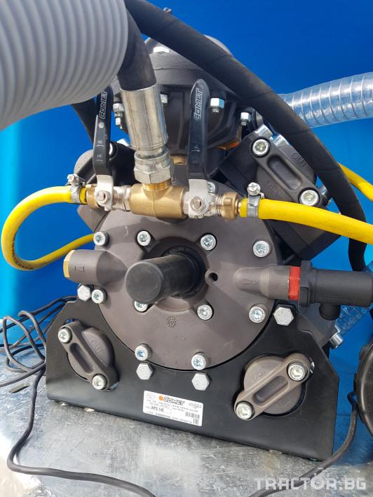 Пръскачки Пръскачка 2000 литра, pump Italy COMET 7 - Трактор БГ