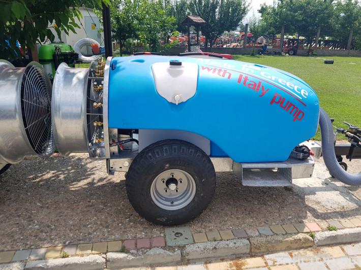 Пръскачки Пръскачка 600 литра , шаси 1 - Трактор БГ