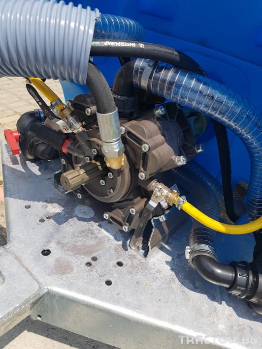 Пръскачки Пръскачка 600 литра , шаси 6 - Трактор БГ