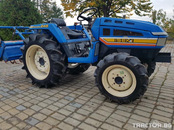 Трактори Iseki 245 0 - Трактор БГ