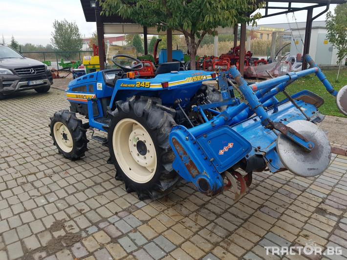 Трактори Iseki 245 3 - Трактор БГ