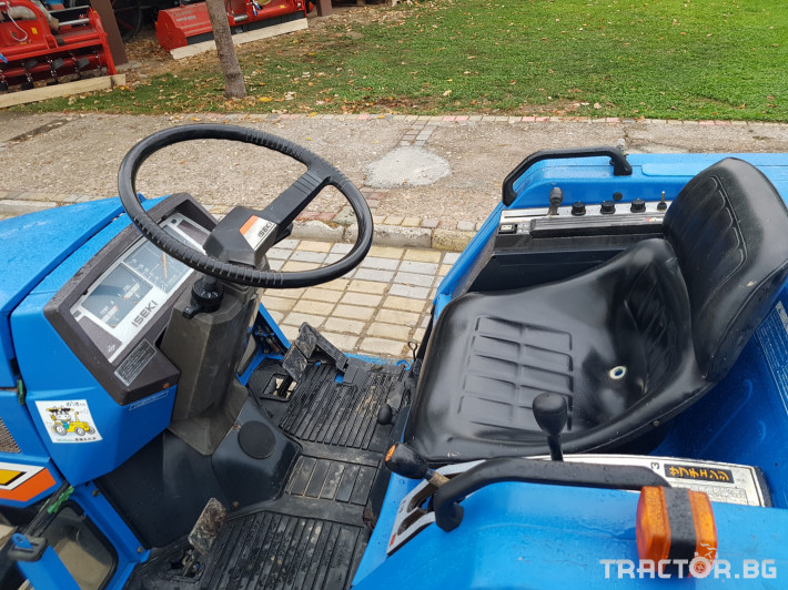 Трактори Iseki 245 4 - Трактор БГ