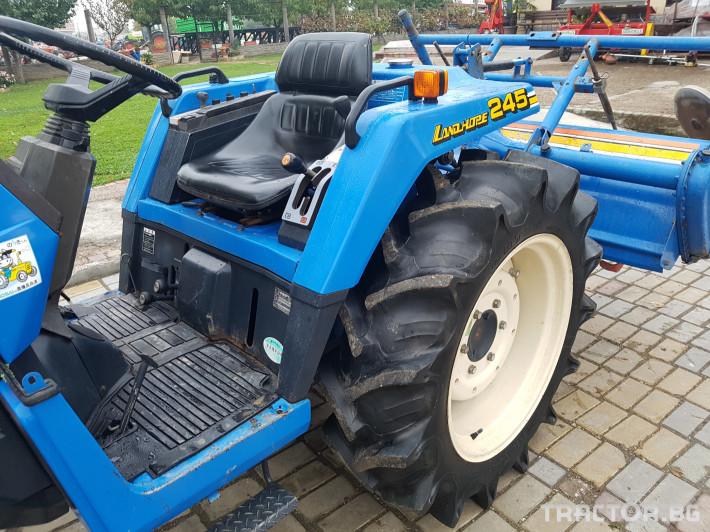 Трактори Iseki 245 5 - Трактор БГ