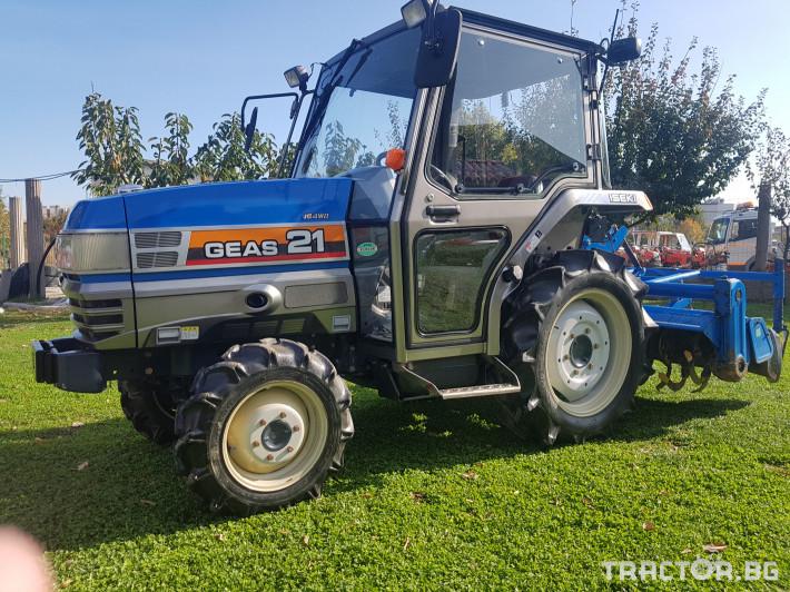 Трактори Iseki GEAS 21 0 - Трактор БГ