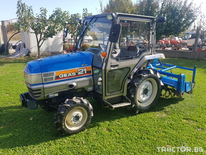 Трактори Iseki GEAS 21 1 - Трактор БГ