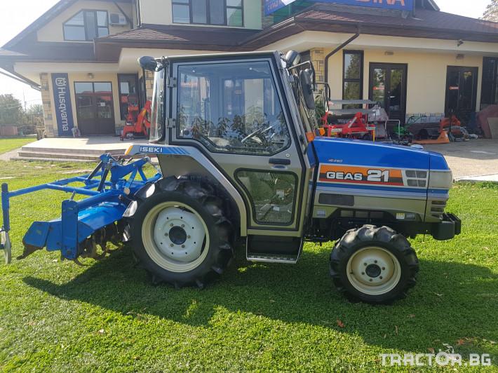 Трактори Iseki GEAS 21 2 - Трактор БГ