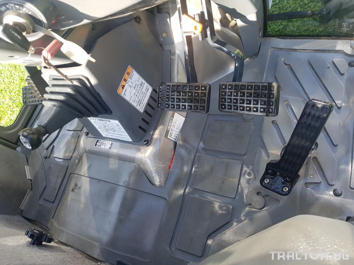 Трактори Iseki GEAS 21 7 - Трактор БГ