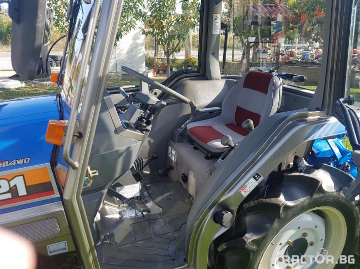 Трактори Iseki GEAS 21 9 - Трактор БГ