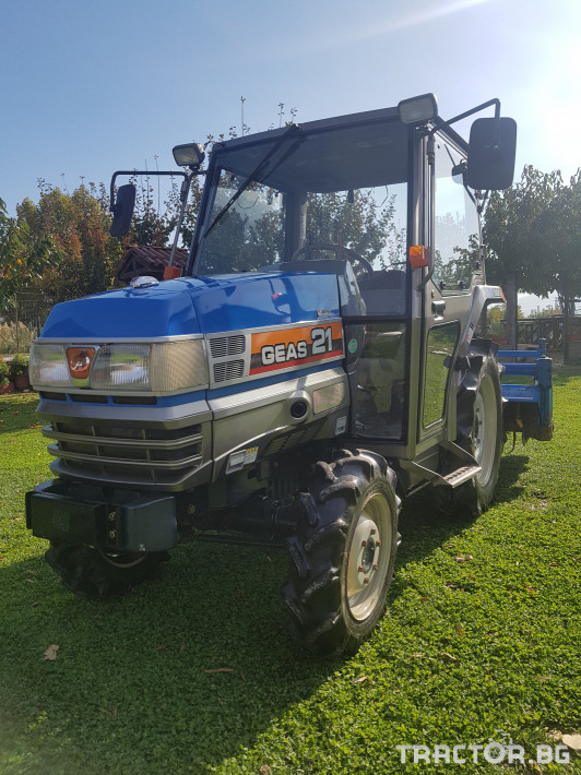 Трактори Iseki GEAS 21 11 - Трактор БГ