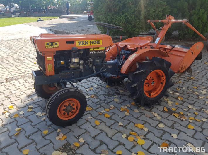 Трактори Kubota Б6000 0 - Трактор БГ