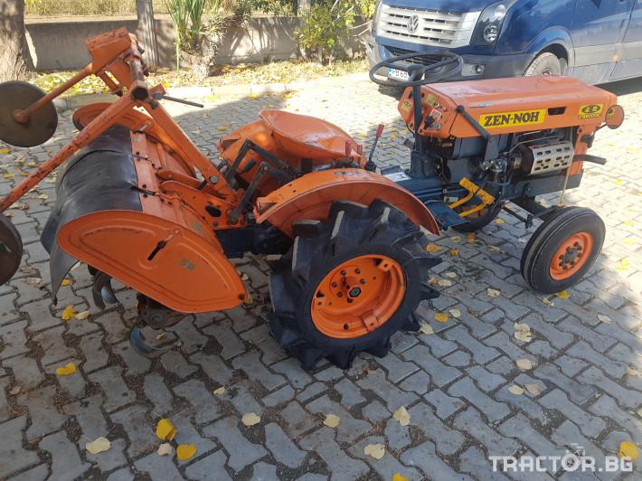 Трактори Kubota Б6000 2 - Трактор БГ