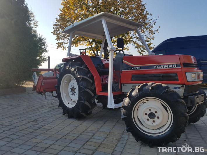 Трактори Yanmar 335 0 - Трактор БГ