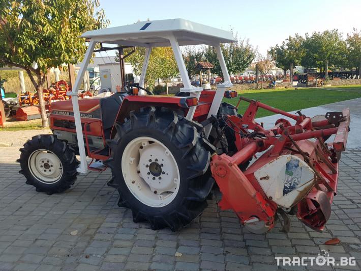 Трактори Yanmar 335 4 - Трактор БГ