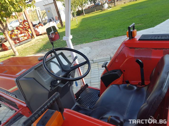 Трактори Yanmar 335 5 - Трактор БГ